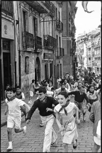 Fiesta. Pamplona © inge morath